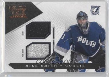 2010-11 Panini Luxury Suite - [Base] - Jersey/Prime Jersey [Memorabilia] #65 - Mike Smith /150