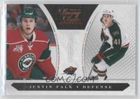 Rookies Group 4 - Justin Falk /899
