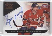 Retired Signatures - Denis Savard /199