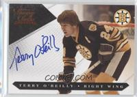Retired Signatures - Terry O'Reilly /199