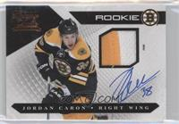 Rookies Group 2 - Jordan Caron /299