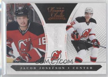 2010-11 Panini Luxury Suite #203 - Rookies Group 4 - Jacob Josefson /899