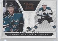 Rookies Group 4 - Tommy Wingels /899