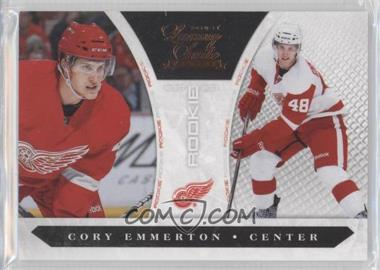 2010-11 Panini Luxury Suite #249 - Cory Emmerton /899