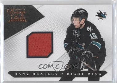 2010-11 Panini Luxury Suite #59 - Dany Heatley /525
