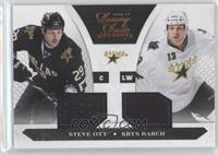 Dual Jersey - Krys Barch, Steve Ott /599
