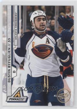 2010-11 Panini Pinnacle Artist Proof #192 - Dustin Byfuglien