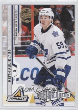 2010-11 Panini Pinnacle Artist Proof #244 - Keith Aulie