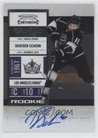 Rookie Ticket - Brayden Schenn