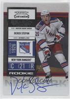Rookie Ticket - Derek Stepan