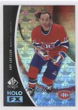 2010-11 SP Authentic Holo FX #FX17 - Guy Lafleur