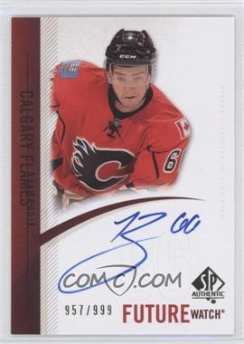 2010-11 SP Authentic #300 - T.J. Brodie /999