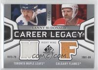 Lanny McDonald /75
