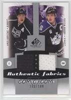 Anze Kopitar, Dustin Brown /100