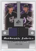Drew Doughty, Jack Johnson /100