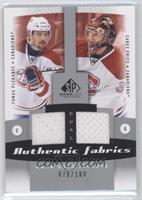 Tomas Plekanec, Carey Price /100
