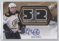 Zach Hamill /52