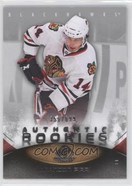 2010-11 SP Game Used Edition #107 - Brandon Pirri /699