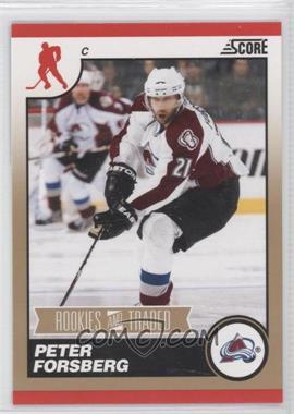 2010-11 Score Gold #577 - Peter Forsberg