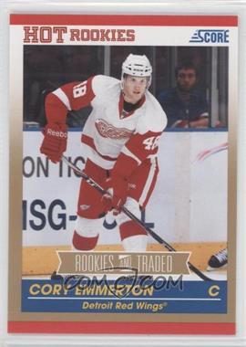 2010-11 Score Gold #606 - Cory Emmerton