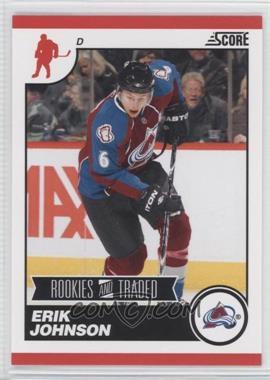 2010-11 Score Rookies & Traded #571 - Erik Johnson