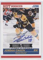 Jordan Caron