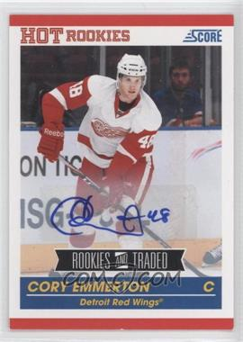 2010-11 Score Signatures #606 - Cory Emmerton