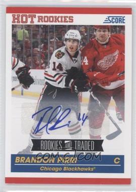 2010-11 Score Signatures #651 - Brandon Pirri