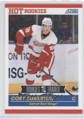 2010-11 Score #606 - Cory Emmerton