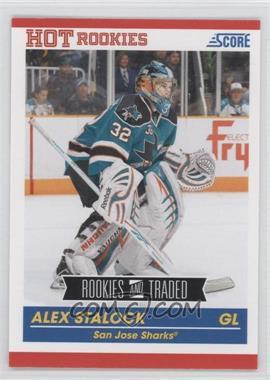 2010-11 Score #625 - Alex Stalock