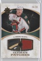 Mikko Koivu /35