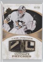 Marc-Andre Fleury /35