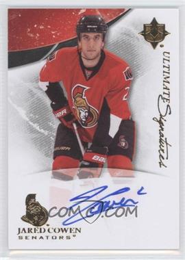 2010-11 Ultimate Collection Ultimate Signatures #US-JC - Jared Cowen