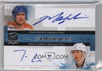 Mark Messier, Jordan Eberle /35