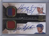 Wayne Gretzky, Mark Messier /35