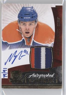 2010-11 Upper Deck The Cup Gold Rainbow #172 - Magnus Paajarvi /91