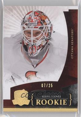 2010-11 Upper Deck The Cup Gold Spectrum #98 - Robin Lehner /25
