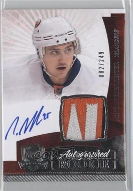 2010-11 Upper Deck The Cup #169 - Nino Niederreiter