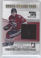 Michael Latta (Heroes and Prospects) /1