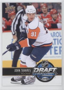2010 Upper Deck NHL Draft Redemption - Prize [Base] #DR6 - John Tavares
