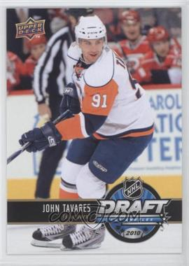 2010 Upper Deck NHL Draft Redemption Prize [Base] #DR6 - John Tavares