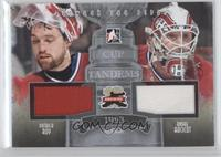 Patrick Roy, Andre Racicot /50