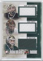 Kari Lehtonen, Mike Smith, Ed Belfour
