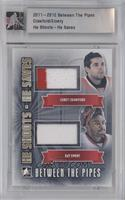 Corey Crawford, Ray Emery /20