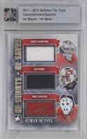 Corey Crawford, Ray Emery, Tony Esposito /20