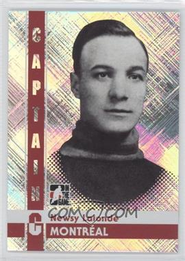 2011-12 In the Game Captain-C Series Silver #56 - Newsy Lalonde