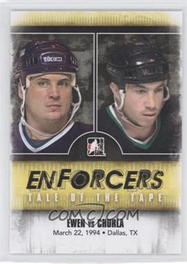 2011-12 In the Game Enforcers #43 - Todd Ewen
