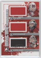 Jake Allen, Louis Domingue, Martin Jones /70