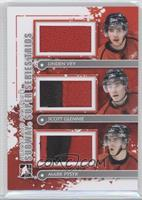 Linden Vey, Scott Glennie, Mark Pysyk /70
