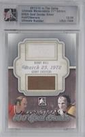 Bobby Hull, Gerry Cheevers /24 [ENCASED]